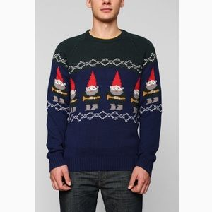 UO gnome sweater